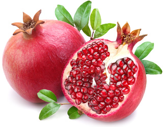 pomegranate hranat